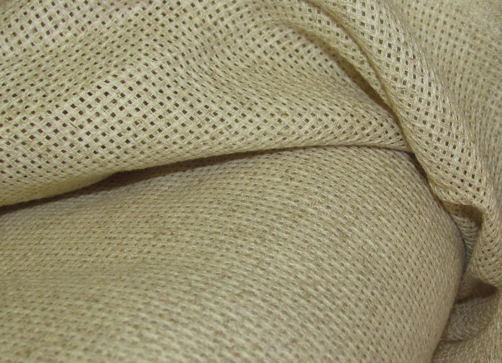 Льняная ткань для вышивки 16